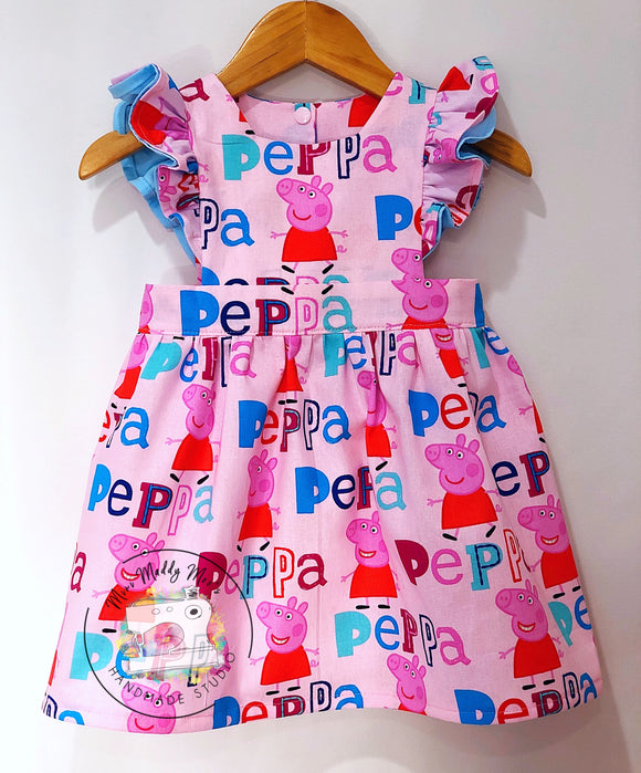 Peppa Pig Polly Pinafore - Mini Maddy Moo's