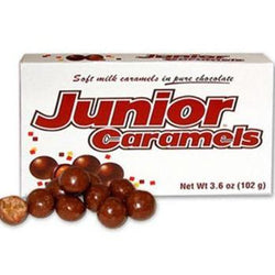 Junior Caramels Theatre