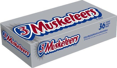 3 MUSKETEERS BOX