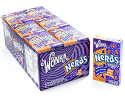 WONKA NERDS PEACH & WILDBERRY BULK