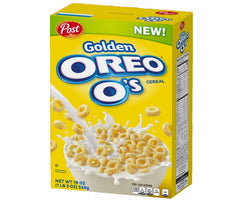PRE-SALE GOLDEN OREO O'S CEREAL