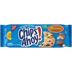 CHIPS AHOY ORIGINAL WITH REESES 269g BULK
