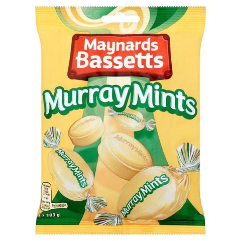 Murray Mints 193g Bulk
