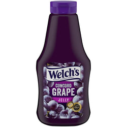 WELCH'S GRAPE JELLY 566g