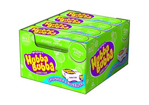 Hubba Bubba Atomic Apple Bulk