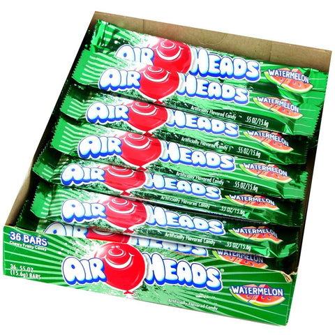 AIRHEADS WATERMELON BOX