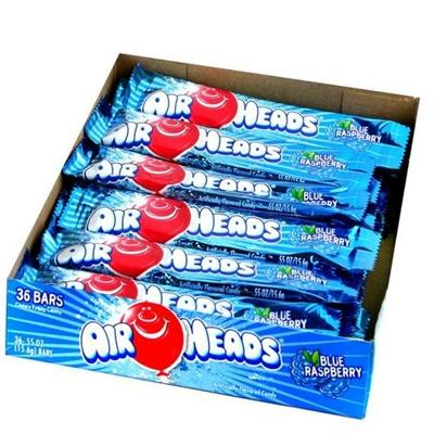 AIRHEADS BLUE RASPBERRY BOX