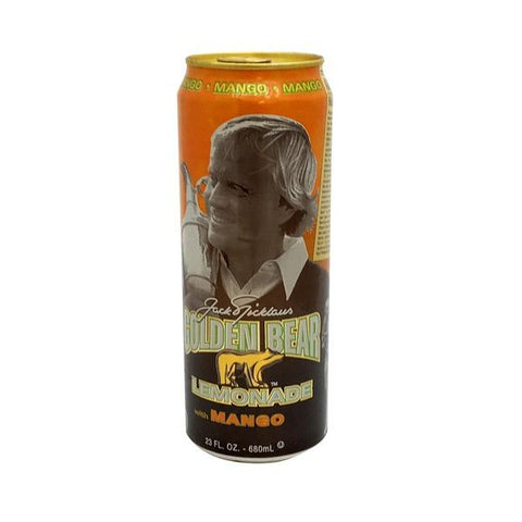 ARIZONA GOLDEN BEAR LEMONADE WITH MANGO CAN