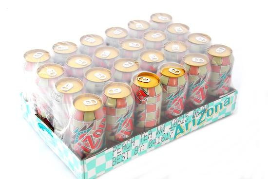 Arizona Peach Tea 24 Pack