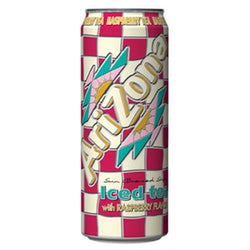 ARIZONA RASPBERRY TEA CAN