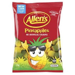 ALLENS PINEAPPLES