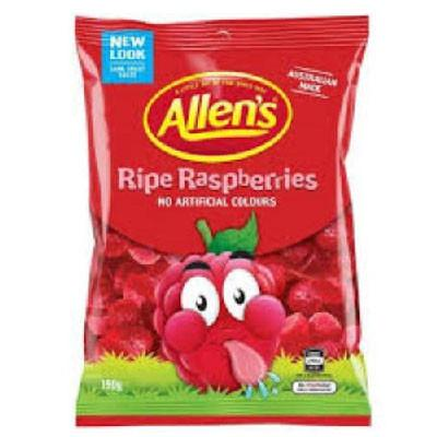 ALLENS RASPBERRIES
