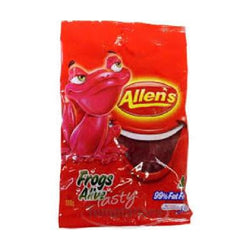 ALLEN'S RED FROGS