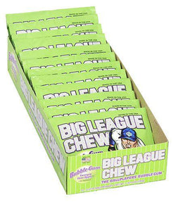 BIG LEAGUE CHEW SOUR APPLE BULK