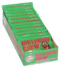 BIG LEAGUE CHEW WATERMELON BOX