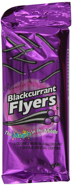 FLYERS BLACKCURRANT & LIQUORICE