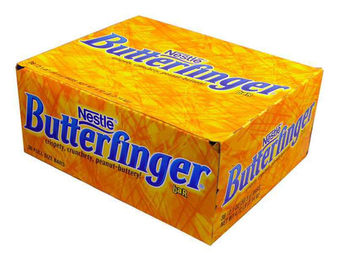 BUTTERFINGERS BOX