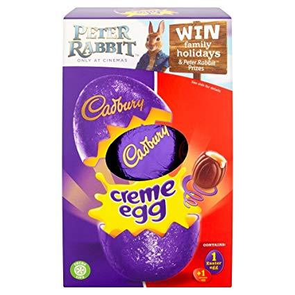 Cadbury Creme Egg Pack Medium 138g