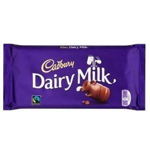 Dairy Milk 200g Bar Box