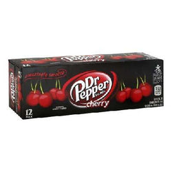 DR PEPPER CHERRY CARTON