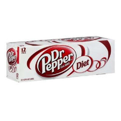 DR PEPPER DIET CARTON