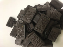 DUTCH LICORICE TRIPLE SALTED