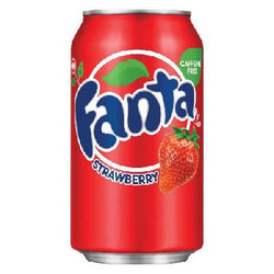 FANTA STRAWBERRY CAN