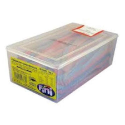 FINI BELTS SOUR STRAWBERRY & BLUEBERRY BOX