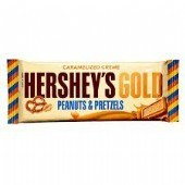 HERSHEYS GOLD BAR
