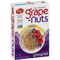 GRAPE NUTS CEREAL 580G