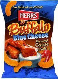 HERRS BUFFALO BLUE CHEESES