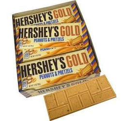 HERSHEYS GOLD BOX