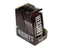 HERSHEY MILK GIANT BAR BOX