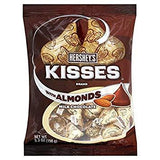 Hershey's Kisses Almond 150g Bulk
