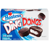 Hostess Chocolate Ding Dongs 10 Pack