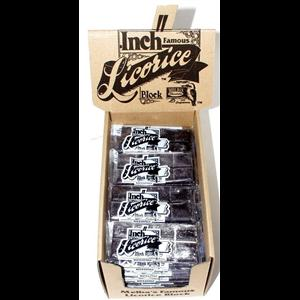INCH LICORICE BOX