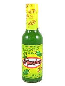 EL YUCATECO JALAPENO HOT SAUCE 150ML