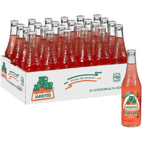 JARRITOS GUAVA 24 PACK