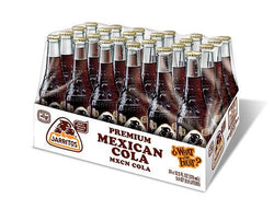 Jarritos Mexican Cola 24 Pack