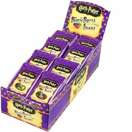 HARRY POTTER BERTIE BOTTS EVERY FLAVOUR BEANS BOXES BULK