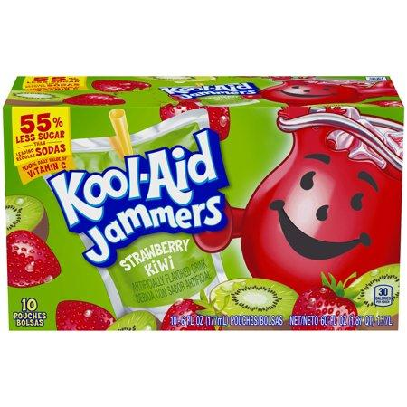 KOOL AID JAMMERS STRAWBERRY KIWI BOX