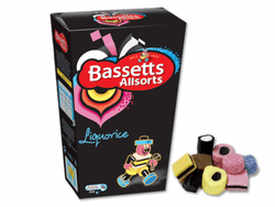 LICORICE ALLSORTS TAPER BOX BULK
