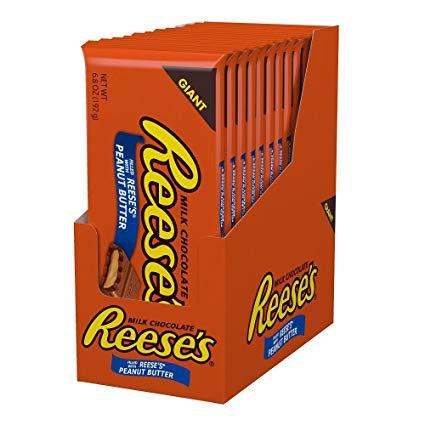 REESES GIANT BAR BOX