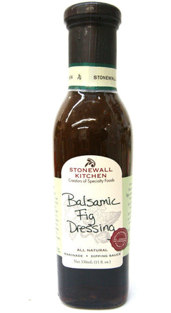 STONEWALL BALSAMIC FIG DRESSING 330ML
