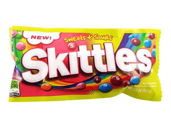 Skittles Sweet and Sour
