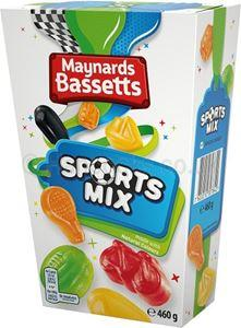 SPORTS MIX TAPER BOX 400G