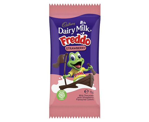 Cadbury Strawberry Freddo