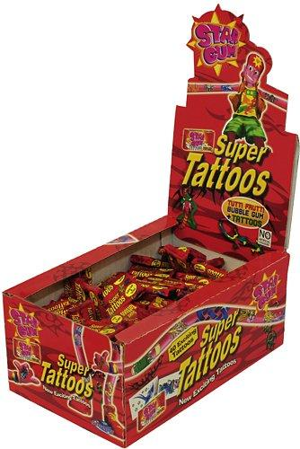 SUPER TATTOO GUM BOX
