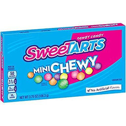 SWEETARTS MINI CHEWY THEATRE 106G