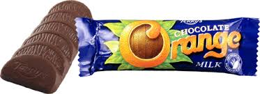 TERRY'S CHOC ORANGE BAR